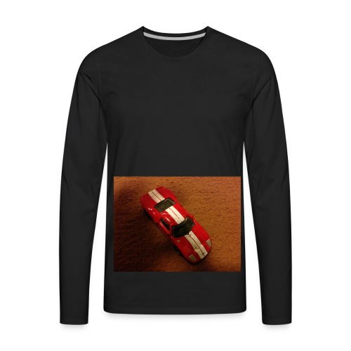 FORD GT - Men's Premium Long Sleeve T-Shirt