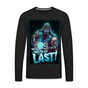 Sub Zero - Men's Premium Long Sleeve T-Shirt