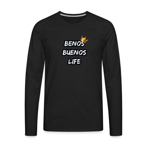 BenosBuenos Life - Men's Premium Long Sleeve T-Shirt