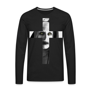 VALAK CROSS - Men's Premium Long Sleeve T-Shirt