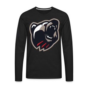 RoaR Iconic - Men's Premium Long Sleeve T-Shirt