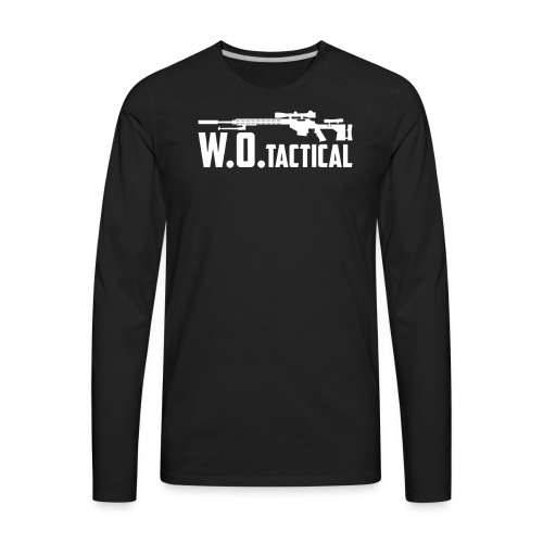 New TACTICAL - Men's Premium Long Sleeve T-Shirt