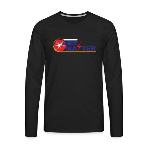 GALAGA - Men's Premium Long Sleeve T-Shirt