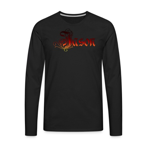 jason - Men's Premium Long Sleeve T-Shirt