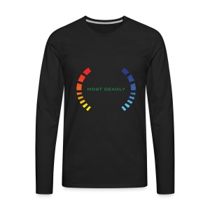 GoldeneEye 64 - Men's Premium Long Sleeve T-Shirt