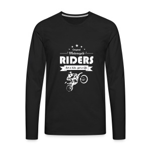 BIke Riders - Men's Premium Long Sleeve T-Shirt