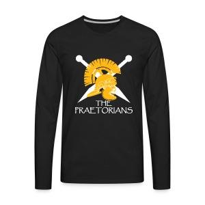 Praetorians logo - Men's Premium Long Sleeve T-Shirt