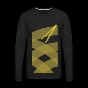 Rising Break The Cycle Gold fury - Men's Premium Long Sleeve T-Shirt
