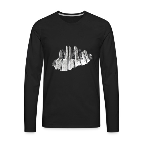 8DD97440 04CB 425E BADB 063904D2CA9A - Men's Premium Long Sleeve T-Shirt