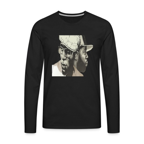 BlackStar - Men's Premium Long Sleeve T-Shirt