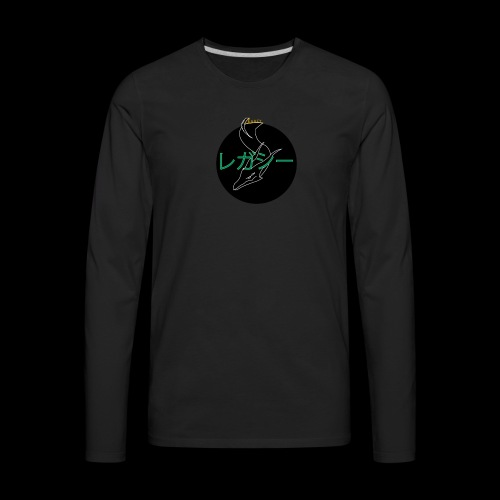 Jade Dragon collection - Men's Premium Long Sleeve T-Shirt