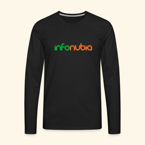 iNub - Men's Premium Long Sleeve T-Shirt