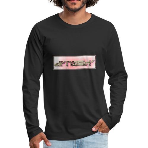 Dynasty Designs SUNSET1.ROSEGOLD - Men's Premium Long Sleeve T-Shirt