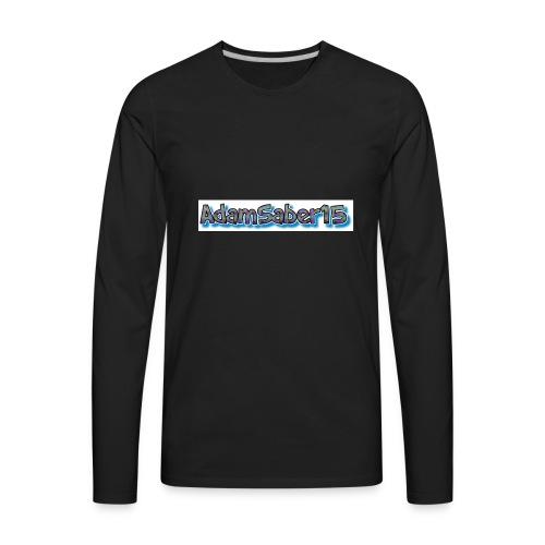AdamSaber15 - Men's Premium Long Sleeve T-Shirt