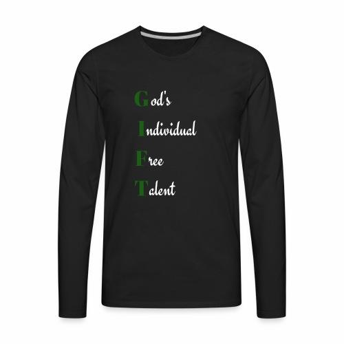 GIFT - Men's Premium Long Sleeve T-Shirt