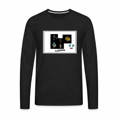BeApartOfFuZiiGang! - Men's Premium Long Sleeve T-Shirt