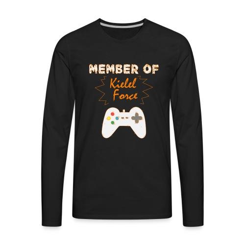 Kielel Force Shirt - Men's Premium Long Sleeve T-Shirt