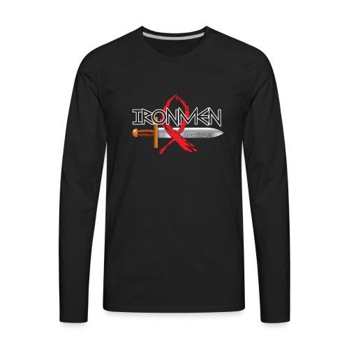 Ironman - Men's Premium Long Sleeve T-Shirt