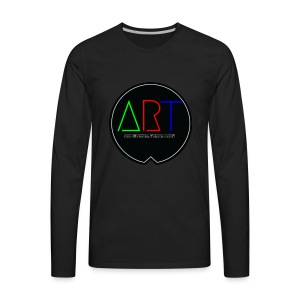 A.R.T MOVEMENT - Men's Premium Long Sleeve T-Shirt