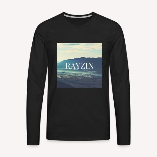 RAYZIN - Men's Premium Long Sleeve T-Shirt