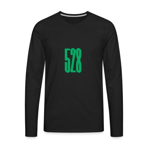 Love Frequency - Men's Premium Long Sleeve T-Shirt
