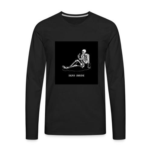 Dead Inside - Men's Premium Long Sleeve T-Shirt