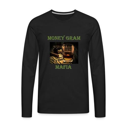 Money Gram Mafia - Men's Premium Long Sleeve T-Shirt