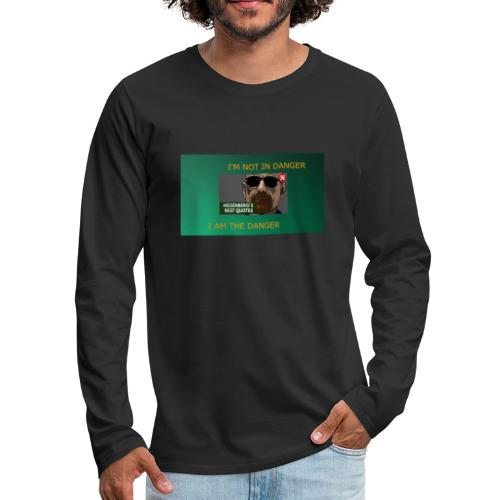 THE DEALER - Men's Premium Long Sleeve T-Shirt