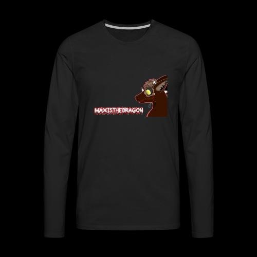 Halloween Maxis Design - Men's Premium Long Sleeve T-Shirt
