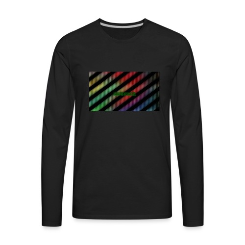 For Everything - Men's Premium Long Sleeve T-Shirt