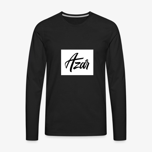 Azar - Men's Premium Long Sleeve T-Shirt