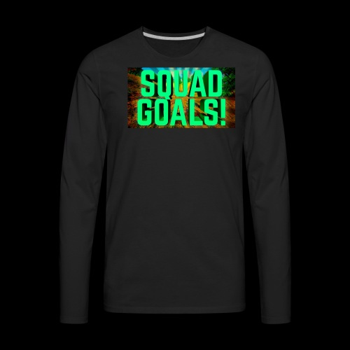 EXTREMESQUAD - Men's Premium Long Sleeve T-Shirt