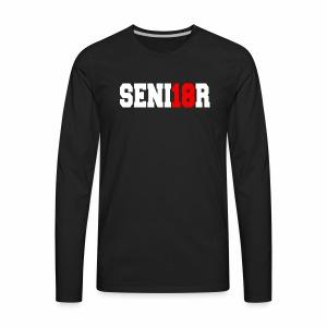 Senior 2018 - Men's Premium Long Sleeve T-Shirt