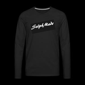 Selphmade 1.0 - Men's Premium Long Sleeve T-Shirt