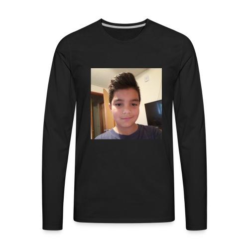 temp photo - Men's Premium Long Sleeve T-Shirt