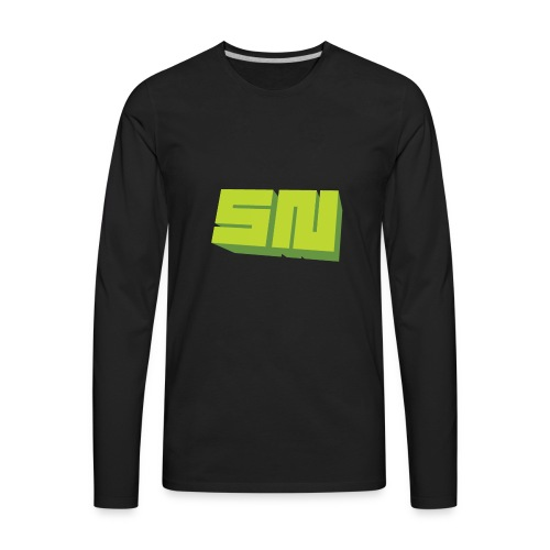 SNGC - Men's Premium Long Sleeve T-Shirt