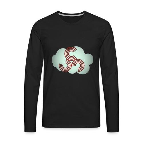 Crazycloudcrew - Men's Premium Long Sleeve T-Shirt