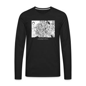 Moar Vibes - Men's Premium Long Sleeve T-Shirt