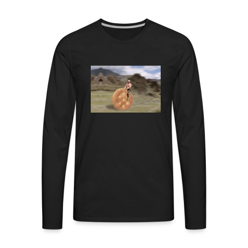 GoofyPutin - Men's Premium Long Sleeve T-Shirt