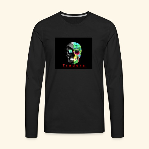 Trader - Men's Premium Long Sleeve T-Shirt