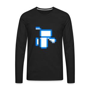 Pledge to Protest - Men's Premium Long Sleeve T-Shirt