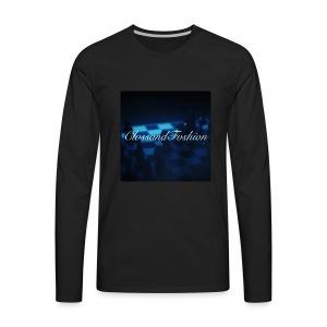 ClvssandFvshion - Men's Premium Long Sleeve T-Shirt