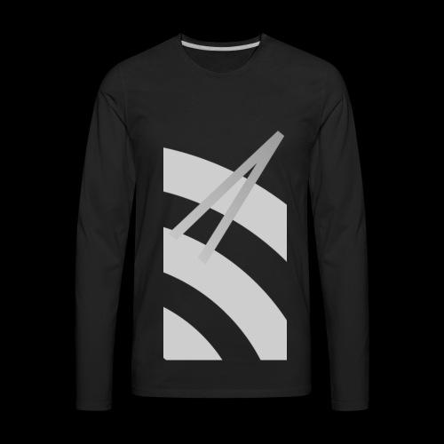 RISING FULL TSHIRT IDEA - Men's Premium Long Sleeve T-Shirt