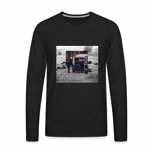 WOOD$GANG - Men's Premium Long Sleeve T-Shirt