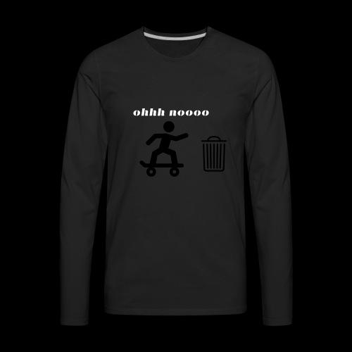 Logomakr 07PGeP - Men's Premium Long Sleeve T-Shirt