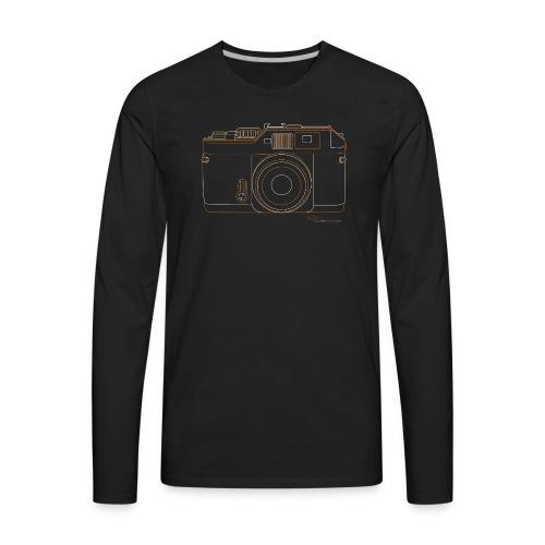 Bessa R - Men's Premium Long Sleeve T-Shirt