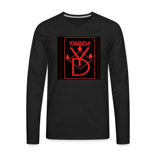 Ydavenchy Day 1 - Men's Premium Long Sleeve T-Shirt