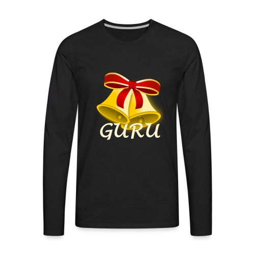 G Ghuru - Men's Premium Long Sleeve T-Shirt