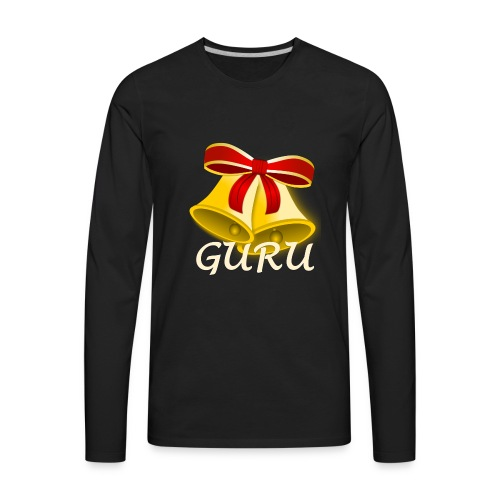 G Ghuru - Men's Premium Long Sleeve T-Shirt