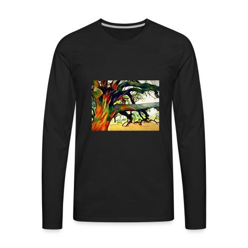 Living Tree - Men's Premium Long Sleeve T-Shirt